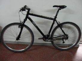 Heli-Bikes Cross Deore LX Monatsangebot