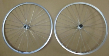 Shimano Tiagra Ryde Racer Rennrad Laufradsatz silber 28