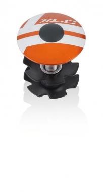 XLC AP-S01 Ahead Kralle + Deckel 1 1/8 orange