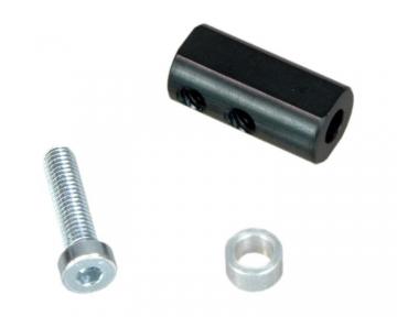 Rohloff 8259 Schaltzuggegenhalter Cantilever-Sockel mit V-Brake