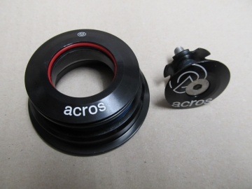 Acros AZX-203 A-Head Headset Tapered black ZS56/40 ZS44/28.6