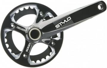 Truvativ Stylo 1.1 Kurbelgarnitur 175mm 42 Zähne schwarz