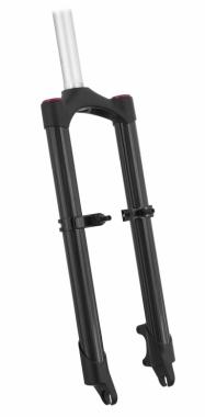 Heli-Bikes Pro Carbon/Alu MTB Starrgabel Disc/V-Brake 26