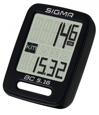 Sigma BC 5.16 Fahrradcomputer