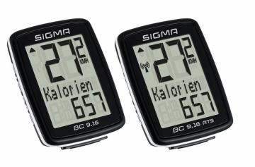 Sigma BC 9.16 Fahrradcomputer