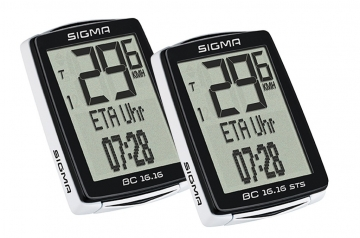 Sigma BC 16.16 Fahrradcomputer