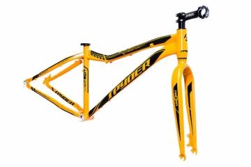 Spyder Fat Fatbike Snowbike Rahmen