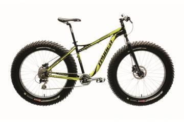 Spyder Snow Fatbike Snowbike Deore XT 26 055