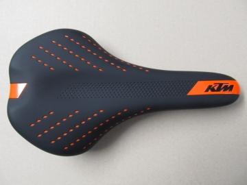 KTM Cross VL3379 Saddle black-orange