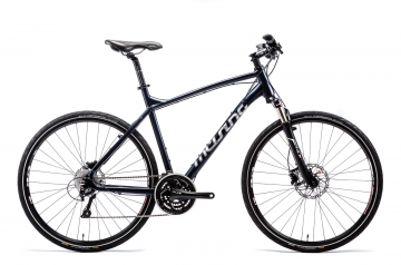Heli-Bikes Alu Spacer weiss 20mm