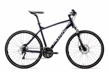 Müsing Zirkon Crossrad Shimano Deore XT 30-Gang Disc