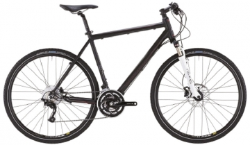 Heli-Bikes Superlight Crossrad Shimano Deore 30-Gang Disc