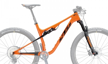 KTM Scarp MT 29 Elite Carbon Fully MTB Rahmen 29