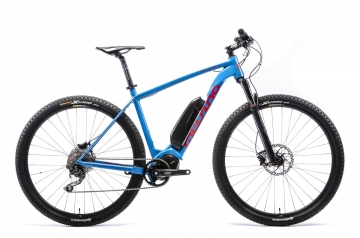 Müsing Savage E Steps E8000 E-Bike Shimano Deore Aktionsrad 13 29