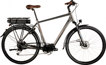 Thompson Tension E-Bike Shimano Steps E6100