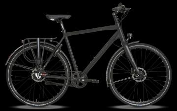 Sensa Cintura Belt-Drive Trekkingrad Comfort Alfine 8 Gates