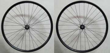 Shimano SLX 15-12x142 Ryde Taurus 21 MTB Laufradsatz schwarz Disc CL 27,5
