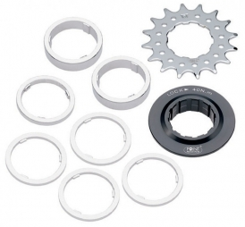 Heli-Bikes Single Speed Kit 17 Teeth