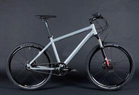 Heli-Bikes Light Rohloff Disc MTB Monatsangebot 26