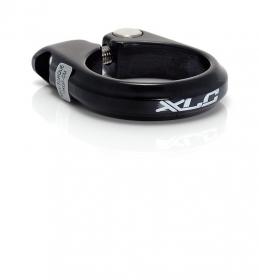 XLC PC-B02 Sattelstützklemme 31,8mm schwarz
