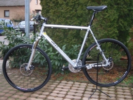 Heli-Bikes Cross SLX/Magura Disc Monatsangebot