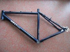 Heli-Bikes Comp Alfine Disc Cross Trekking Rahmen 28