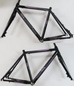 Müsing Crozzroad Disc Cyclo Cross Rahmenkit 28