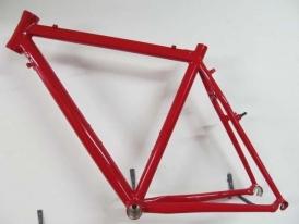 Heli-Bikes Lite BB90 Cyclo Cross Rahmen 28