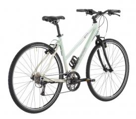 Heli-Bikes Comp Alfine Damen Cross Trekking Rahmen 28