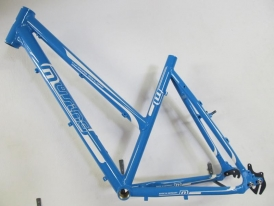 Heli-Bikes Superlight Rohloff Damen Cross Trekking Rahmen 28