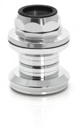 XLC HS-S03 Gewinde Steuersatz 1 27,0mm silber