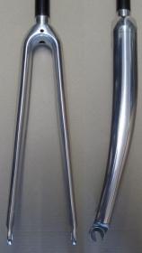 Heli-Bikes Basic AlloyCrMo Road Racing Fork 1 1/8 Ahead 28