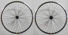 Shimano Deore / Mavic A319 Wheelset black 28