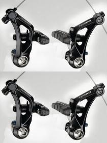 Tektro CR710 Cantilever Bremsen Satz schwarz