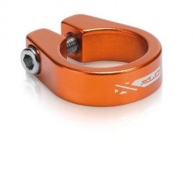 XLC PC-B05 Sattelstützklemme 31,8mm orange
