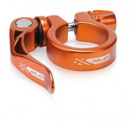 XLC PC-L04 Sattelstützklemme 31,8mm orange
