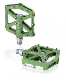 XLC MTB Pedal PD-M12 Limegreen