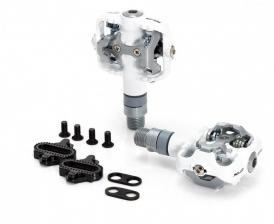 XLC MTB Pedal PD-S12 SPD weiss