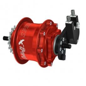 Rohloff Speedhub 500/14 TS DB OEM 8066 (68066) rot