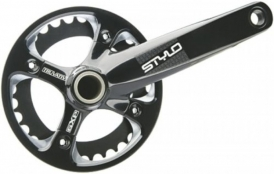 Truvativ Stylo 1.1 Crankset 175mm 42 Teeth black