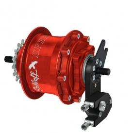 Rohloff Speedhub 500/14 TS DB OEM2 8066Z (68066Z) rot