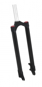 Heli-Bikes Pro Carbon/Alu MTB Starrgabel Disc 26