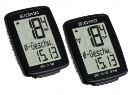 Sigma BC 7.16 Fahrradcomputer