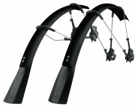 SKS Schutzblechset Raceblade Pro XL schwarz matt 28