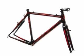 Spyder Atol Carbon Cyclo Cross Rahmen 28