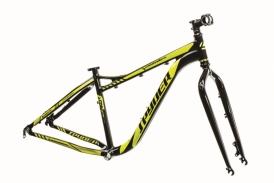 Spyder Snow Fatbike Snowbike Rahmen