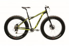Spyder Snow Fatbike Snowbike Alivio/Deore 26 011