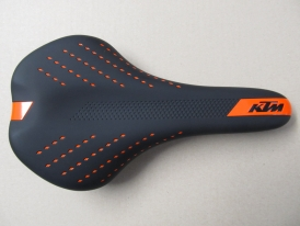 KTM Cross VL3379 Saddle black-orange