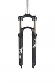 Suntour 2018 XCR 32 RL Remote Lockout 100mm 27,5 MTB Suspension Fork Disc black Tapered