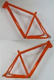 Heli-Bikes Rohloff 29er MTB Rahmen 29